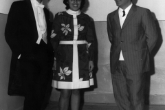 Teresa Procaccini con Celeghin e Laporta