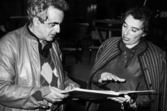Teresa Procaccini con Kolen Goleminov