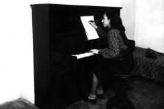 Teresa Procaccini a 12 anni