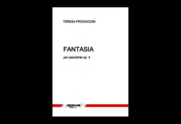Fantasia op. 4 per pianoforte