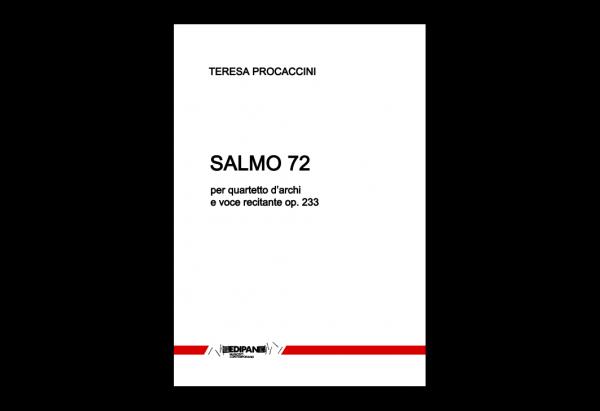 Teresa Procaccini - Salmo 72